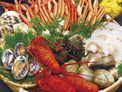 All-you-can-eat seafood lunch